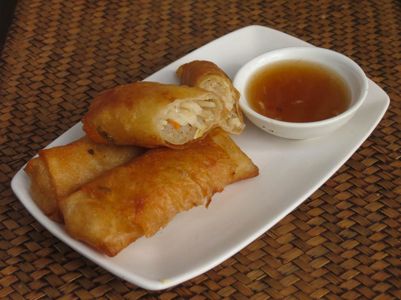 Thai Akha Kitchen - Fried Spring Roll