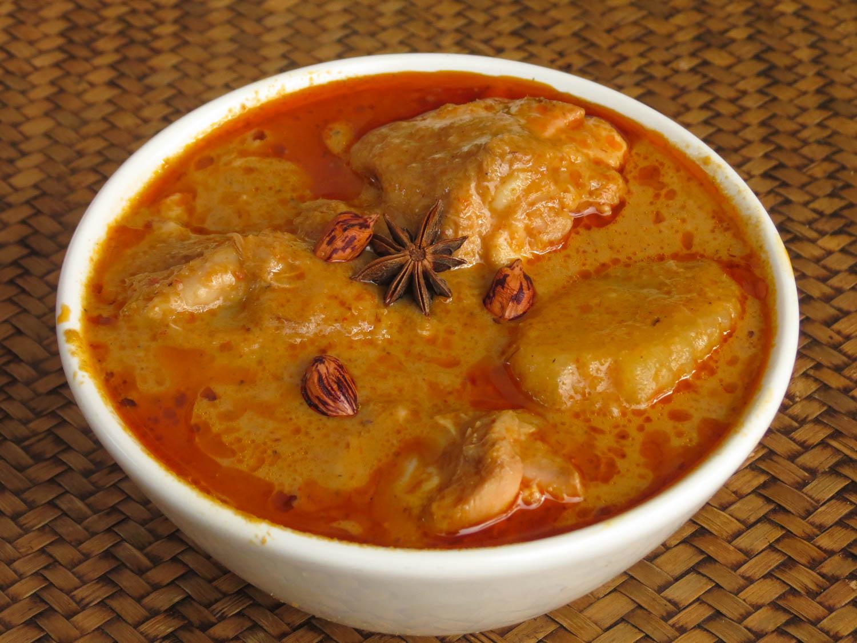 Thai Akha Kitchen - Chicken Massaman Curry