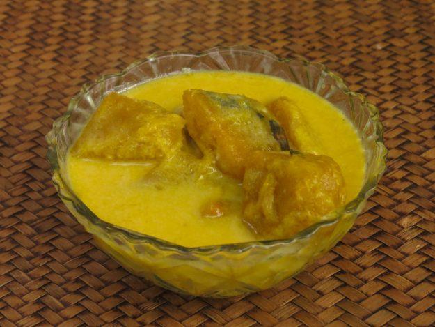 Thai Akha Kitchen - Pumpkin in Coconut Milk
