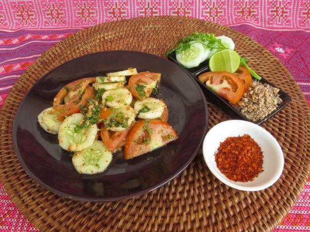 Thai Akha Kitchen - Akha Salad