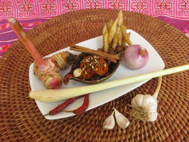 Thai Akha Kitchen - Massaman Curry Paste