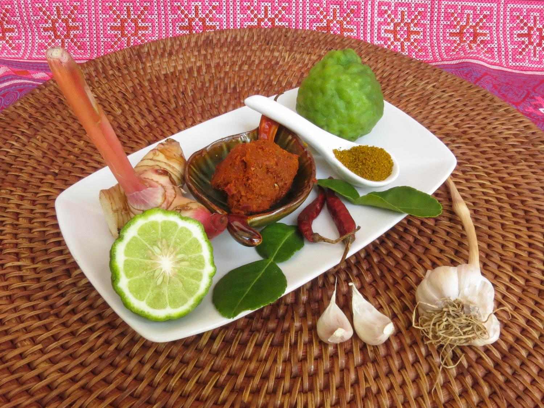 Thai Akha Kitchen - Panag Curry Paste