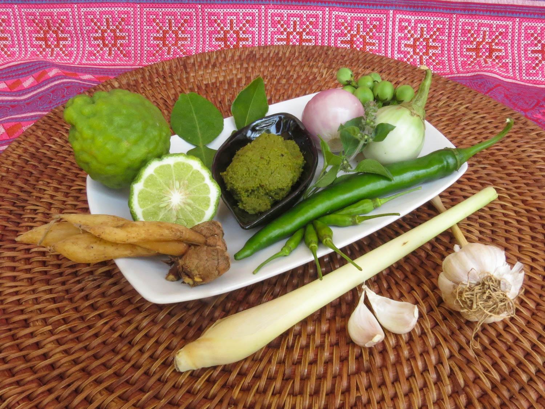 Thai Akha Kitchen - Green Curry Paste