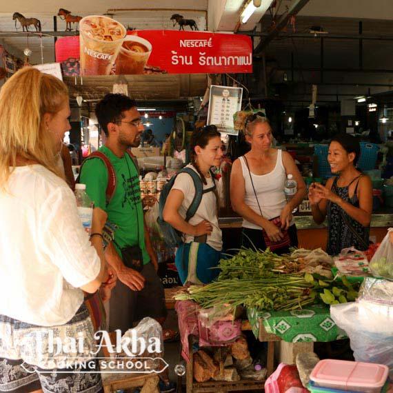 Cooking Class Chiang Mai - Market Tour
