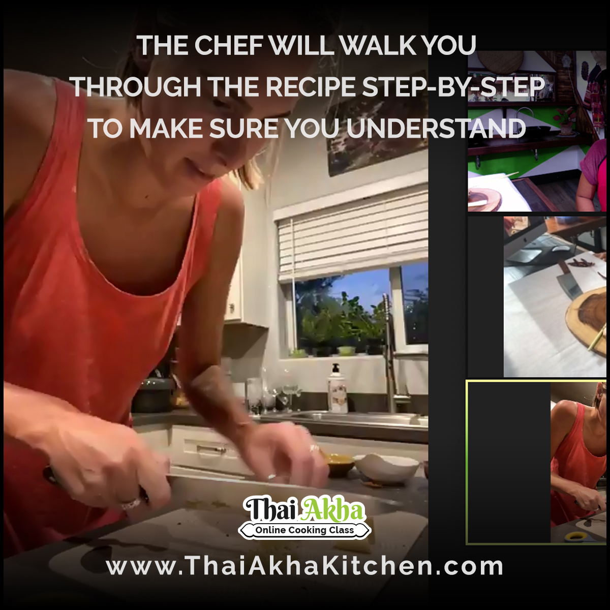 Khao Soi - Online Cooking Course by Thai Akha Kitchen