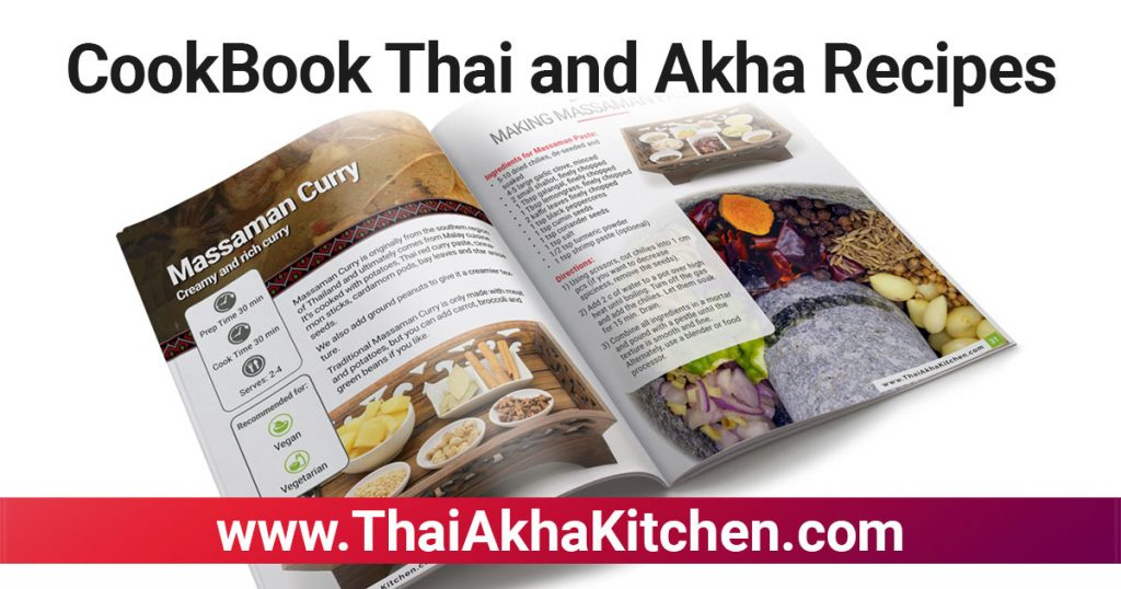 Online Cooking Class - Thai Akha Kitchen - Akha Recipes - Akha Kitchen